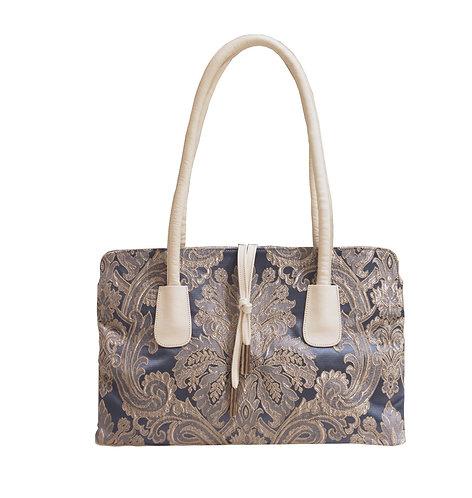 Ice Blue Handbag