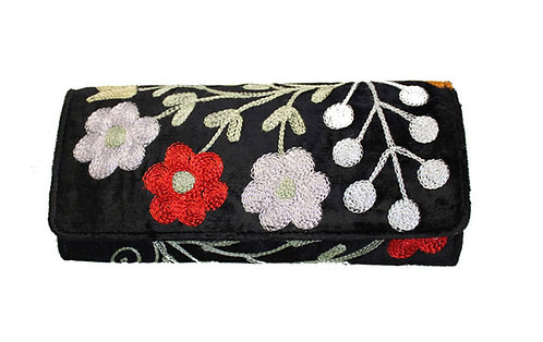 One of a kind Suzani Clutch