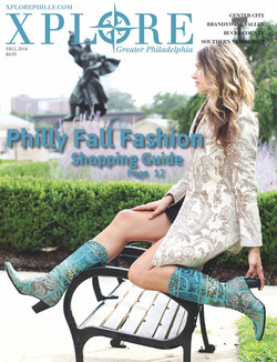 XPLORE Philly Fall Fashion