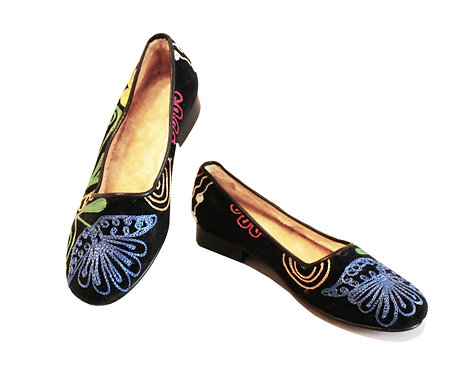 One of a Kind Suzani Uptown - Loafers