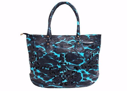 Lightning Python Handbag