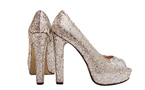 Silver Gold - Pumps