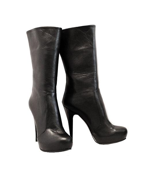 Leather Solid - MC Stiletto