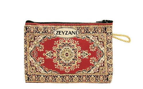 Zeyzani Coin Purse- Red