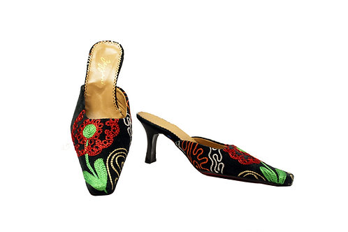 One of a Kind Suzani - Slides