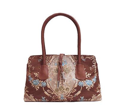 Anatolian Turquoise Handbag