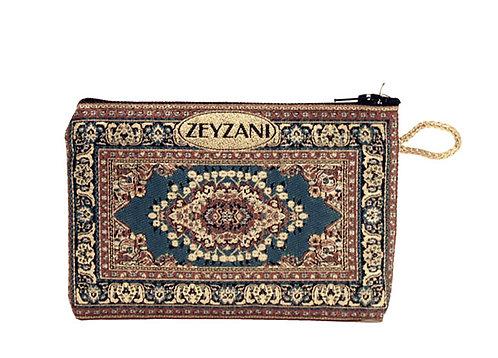 Zeyzani Coin Purse- Turquoise