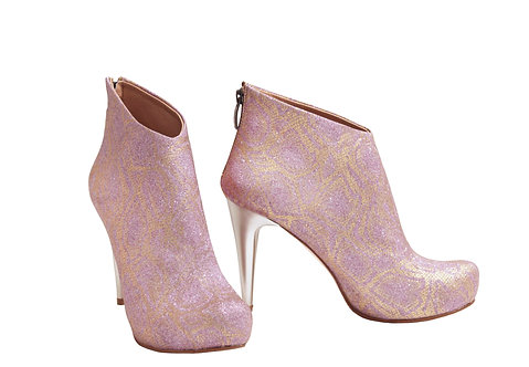 Pink Sparkle - ANK Stiletto