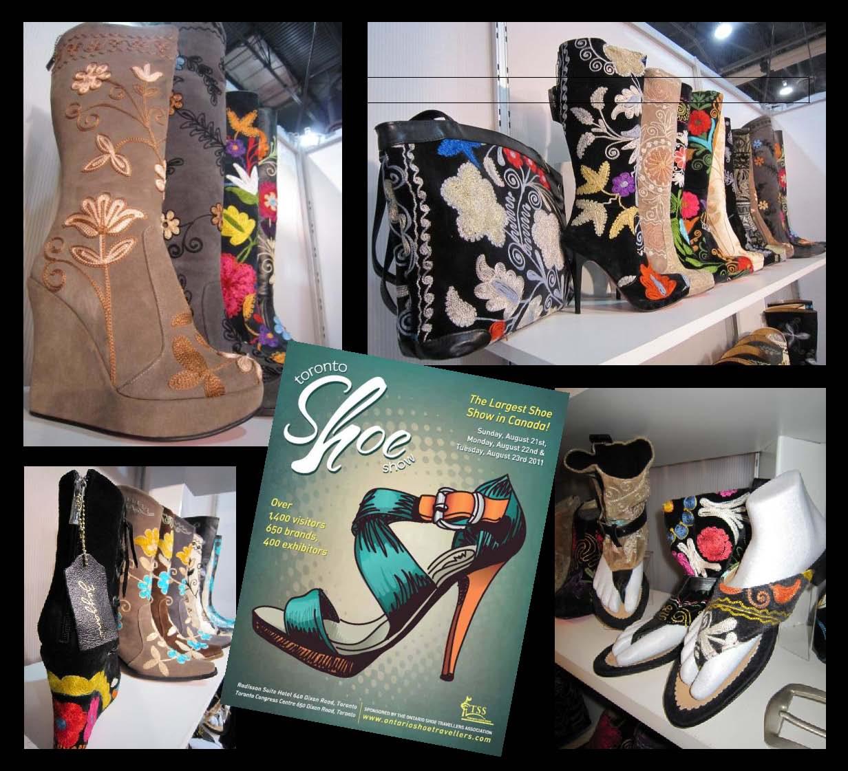 Toronto Shoe Magazine 2011