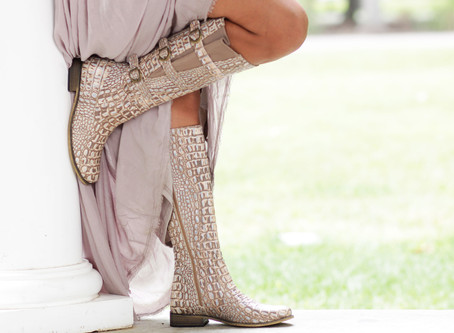 FALL into a Pair of Our ZEYZANI Boots!