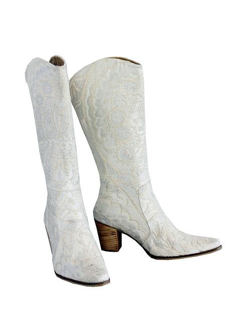 Bridal Natural Heel - Cowboys