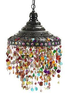 Turkish Glass Mosaic Light