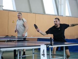 """В ФОК """"Динамика"""" прошел турнир по настольному теннису для всех желающих"""