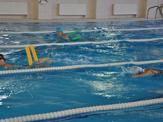 """В ФОК """"Акватория"""" пройдут соревнования по плаванию среди детей"""