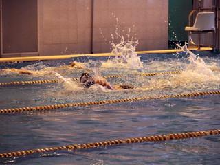 """В ФОК """"Аквамарин"""" пройдут соревнования по плаванию среди детей"""