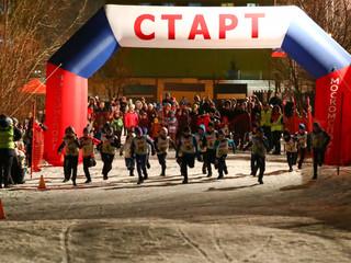 В СЗАО прошли традиционные новогодние соревнования «Из старого года в новый – со спортом!»