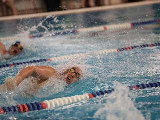 """В бассейне ФОК """"Лазурный"""" пройдут открытые соревнования по плаванию"""