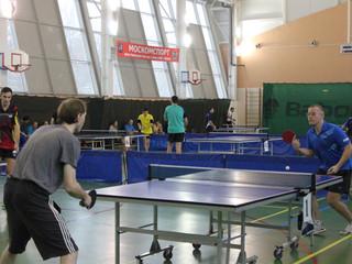 """В ФОК """"Динамика"""" пройдет турнир по настольному теннису для всех желающих от 18 лет и старш"""