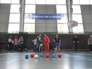 """В ФОК """"Лазурный"""" пройдет турнир по бочче, посвященный Международному Дню пожилых людей"""