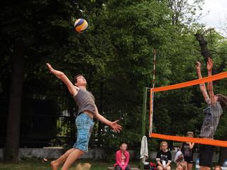 """На """"Красном Октябре"""" пройдет турнир по пляжному волейболу"""