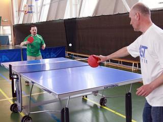 """В физкультурно-оздоровительном комплексе """"Динамика"""" состоится турнир по настольному теннис"""