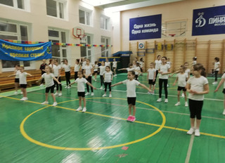 В СЗАО прошел патриотический Фестиваль по черлидингу и чир спорту