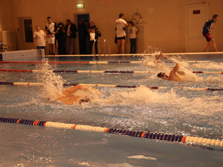 """В бассейне """"Аквамарин"""" пройдут соревнования по плаванию среди детей"""