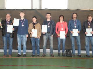 Команда Северо-Западного административного округа города Москвы завоевала золотую медаль городской С