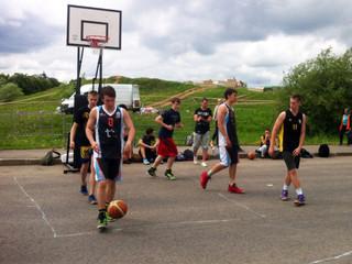 В рамках спортивного фестиваля в Куркино пройдет турнир по стритболу