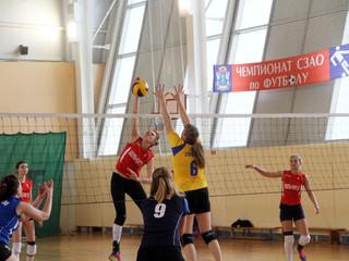 """В ФОК """"Динамика"""" стартует первенство округа по волейболу среди мужчин и женщин от 18 до 39"""