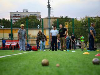 """На стадионе """"Тушино"""" состоялся спортивный праздник, посвященный Дню города"""