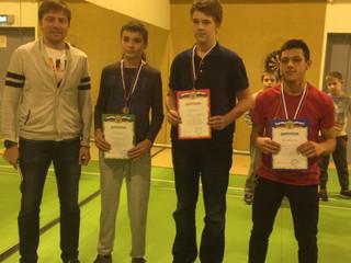 В СЗАО состоялись соревнования по дартс