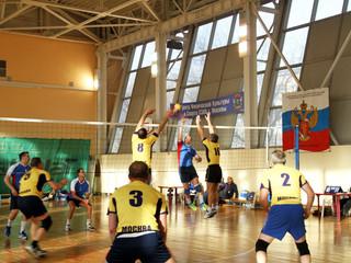 В СЗАО пройдет турнир по волейболу