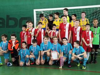 На территории Северо-Запада завершились финальные окружные соревнования по мини-футболу в рамках Спа