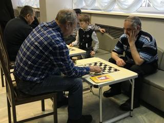 В СЗАО пройдет первенство округа по шашкам среди людей с ограниченными возможностями здоровья