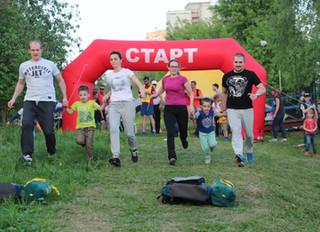 В Северном Тушино пройдут соревнования спортивных семей
