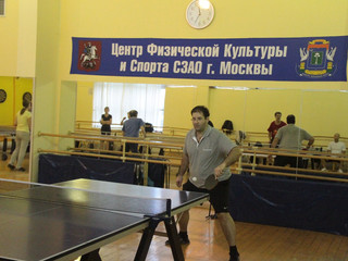 """В ФОК """"Аквамарин"""" состоится турнир по настольному теннису для всех желающих от 18 лет и ст"""
