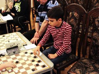 В районе Хорошево-Мневники прошел открытый чемпионат СЗАО по шашкам, посвященный Дню государственног