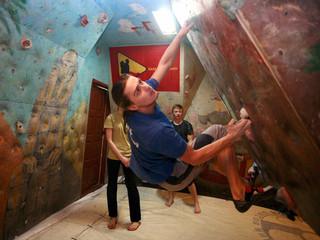 В СК им. Ю. Визбора пройдут соревнования по альпинизму, посвященные Дню защитника Отечества
