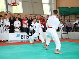 """В ФОК """"Динамика"""" пройдут соревнования по всестилевому каратэ среди детей"""