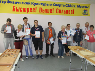 В СЗАО прошли соревнования по жульбаку