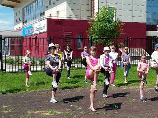 """В рамках проекта """"Активный Гражданин"""" в СЗАО проейдет фитнес-зарядка для всех желающих"""