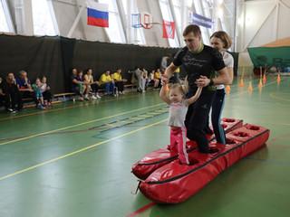 """В СЗАО пройдут """"Весенние забавы"""" для спортивных семей"""