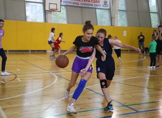 """В ФОК """"Триумф"""" пройдет первенство округа по стритболу среди юношей и девушек до 17 лет"""