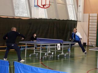 """В ФОК """"Динамика"""" пройдет первенство округа по настольному теннису среди лиц с ограниченным"""