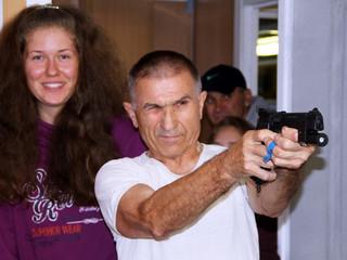 В СЗАО пройдет первенство округа по стрельбе из электронного оружия среди людей с ограниченными возм