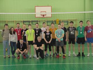 В СЗАО прошли соревнования по волейболу