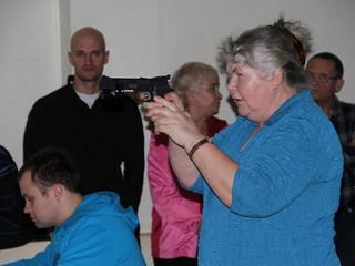 В Северном Тушино состоятся соревнования по стрельбе из электронного оружия в рамках Спартакиады &qu