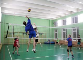 В ГБОУ Школа № 883 пройдет турнир по волейболу среди детей