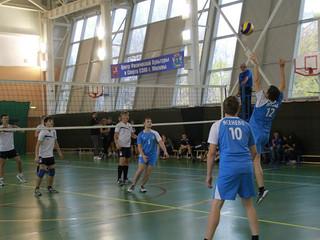 """В ФОК """"Триумф"""" состоятся городские соревнования по волейболу"""